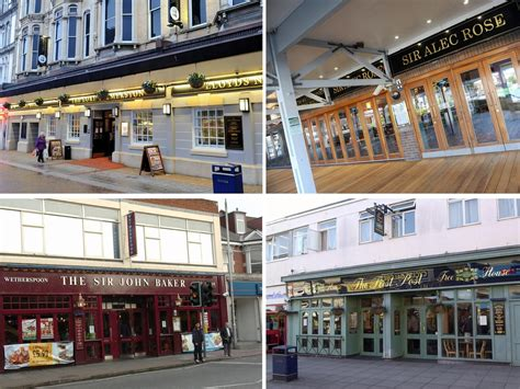 Here are best and worst Wetherspoons in and around ...