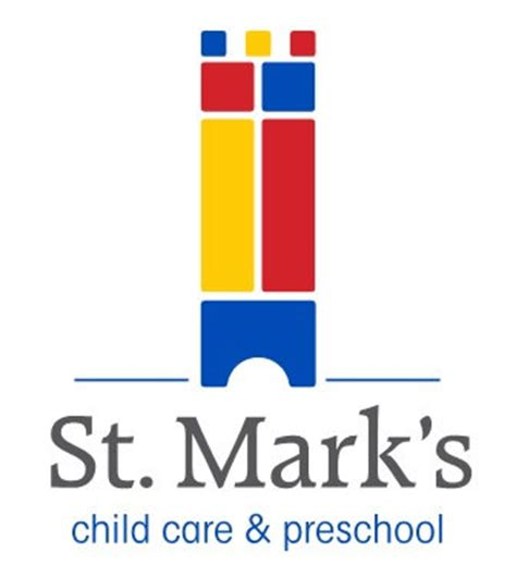 child care centers and preschools in washington il 296 | logo St. Marks Vertical Logo