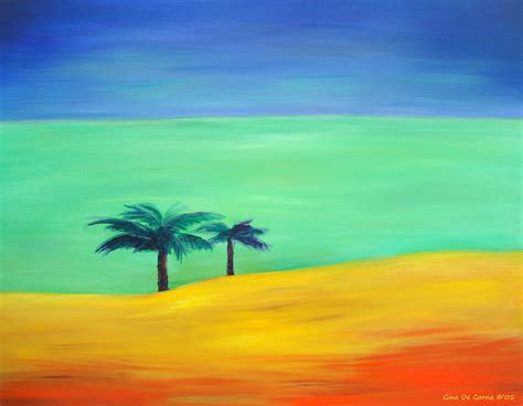 easy paintings pretty simple by gina de gorna