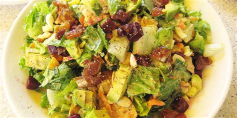 Chain Restaurant Salads With 1,000 Calories ... Or More | HuffPost