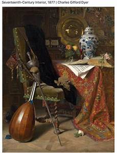 35 besten Still Life — 17th century with Man-made Objects ...