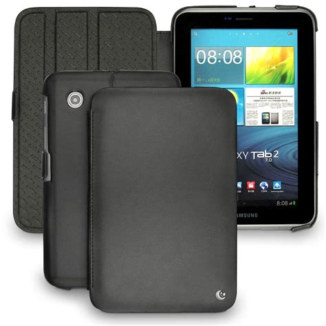 housse galaxy tab 2 housse cuir samsung galaxy tab 2 7 noreve accessoire tablette