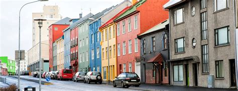 Car Hire In Reykjavik From £14/day