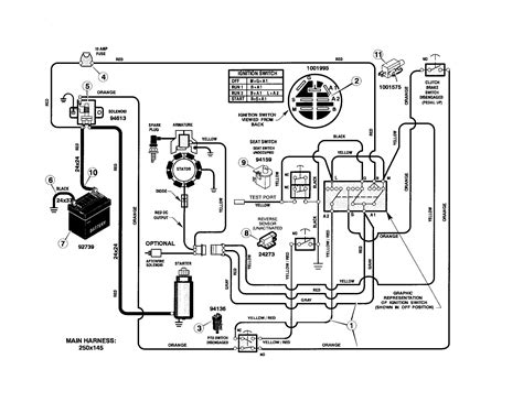 wiring diagram for murray lawn mower solenoid