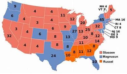 Election 1956 President Presidential Stassen History Alternative