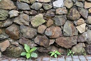 Trockenmauer Bauen Ohne Fundament : trockenmauern grundlagen bauanleitung ~ Lizthompson.info Haus und Dekorationen