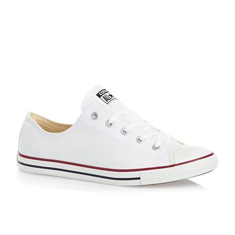 Converse Chuck Taylor All Star Dainty Shoes  White Free