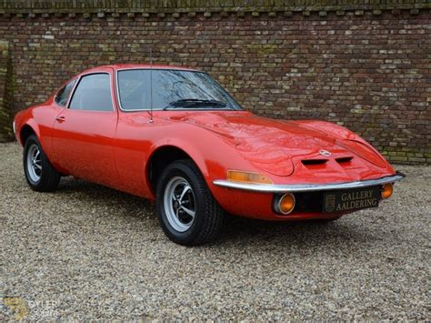 Opel Cars For Sale by Classic 1973 Opel Gt Al 1900 For Sale Dyler