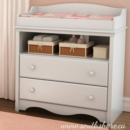 changing table with drawers south shore changing table with drawers
