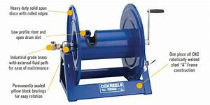 Coxreels Pressure Washer Hose Reel  U20143000 Psi  300ft  X 3