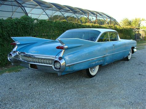 cadillac series  coupe factory ac runs solid