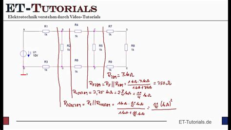 potentiale berechnen elektrische potenziale bestimmen