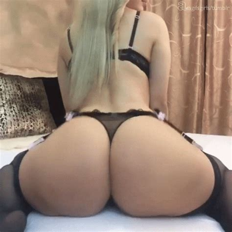 Big White Booty Interracial