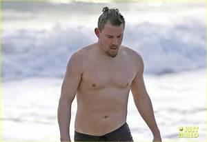 Channing Tatum & Jenna Dewan Look So Hot in These Beach ...