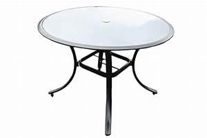 Gartentisch Glas Alu : alu gartentisch glastisch glas tisch rund tisch 110 anthrazit esstisch t18 0 m bel24 ~ Markanthonyermac.com Haus und Dekorationen