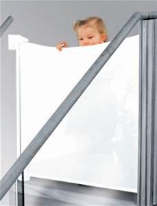 Barriere De Securite Escalier Sans Vis : s curit de l 39 enfant la maison ~ Premium-room.com Idées de Décoration