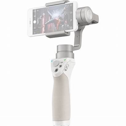 Osmo Dji Mobile Gimbal Silver Stabilizer Smartphones