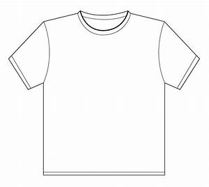 t shirt drawing template clipart best With create a t shirt template
