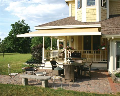retractable awnings cost georgetown woburn west newbury ma  awnings  sunspaces company