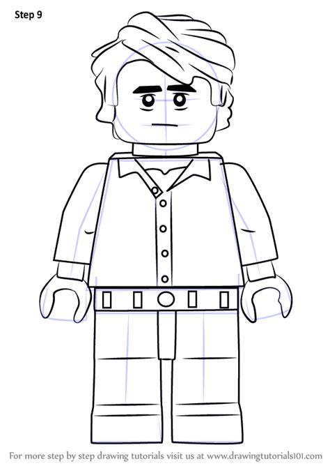 learn   draw lego bruce banner lego step  step drawing tutorials