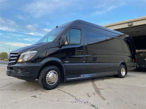 Contact your retailer for full details. Used 2016 Mercedes-Benz Sprinter for sale #WS-14132   We Sell Limos