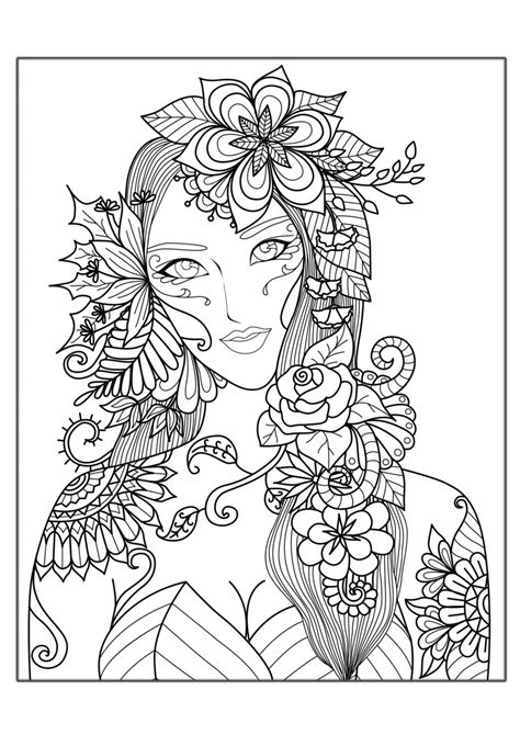 Coloring For Adults by Get This Free Complex Coloring Pages To Print For Adults