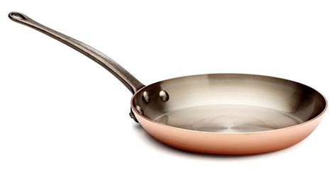 good frying pan   chefs  friend  copper       chefs