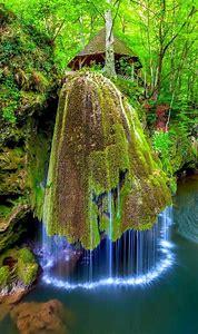 World Most Beautiful Nature Waterfall