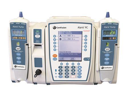 Carefusion Alaris Pump IV Infusion - Model Information