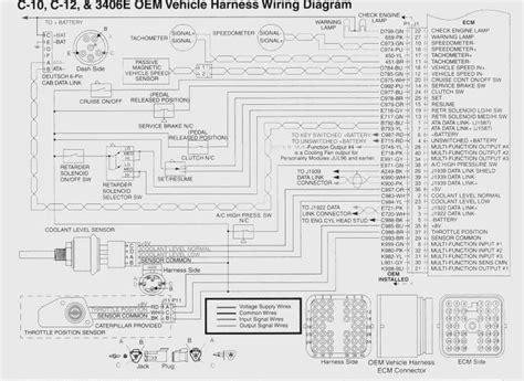 Caterpillar Engine Wiring Diagram Cat
