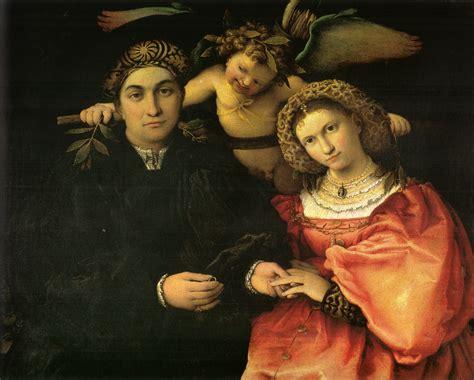 Signor Marsilio Cassotti And His Wife, Faustina, 1523
