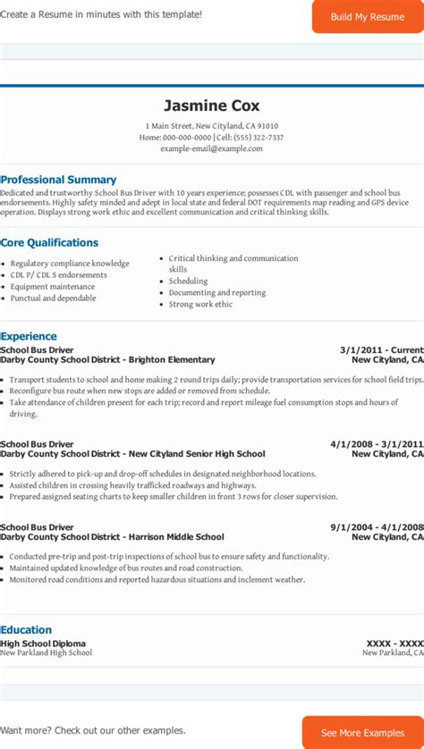 Forklift Driver Resume Template by Forklift Driver Resume For Free Formtemplate