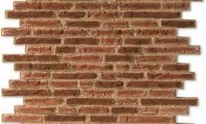 Parement Bois Adhesif : brique de parement exterieur good pierre de parement ~ Premium-room.com Idées de Décoration