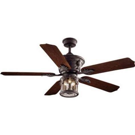 outdoor ceiling fans home depot hton bay milton 52 in oxide bronze patina indoor