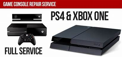 Console Repair Xbox Gaming Ps4 Playstation Consoles