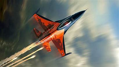 Fighter Fighting Aircraft Falcon Wallpapers Jet F16