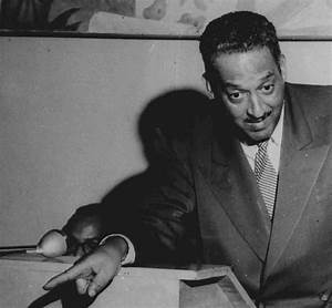 Thurgood Marshall's letters go behind the lines of a ...