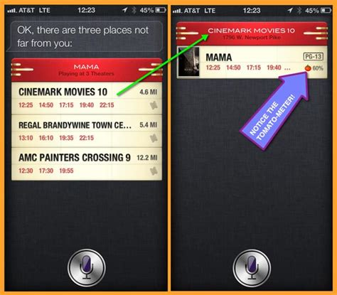 how to use passbook ask siri to buy tickets in ios