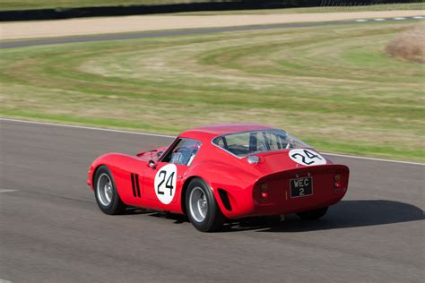 Ferrari 250 GTO - Chassis: 4293GT - 2012 Goodwood Revival