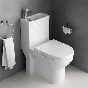 Integral WC Poser Avec Lave Mains Intgr