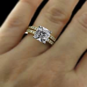 engagement vs wedding ring designer inspired engagement rings archives miadonna miadonna simulated diamonds