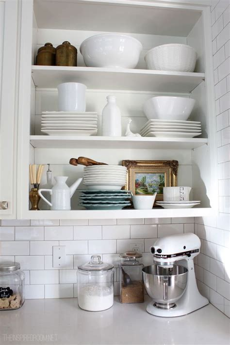 kitchen open shelves ideas 78 images about open shelves on open kitchen