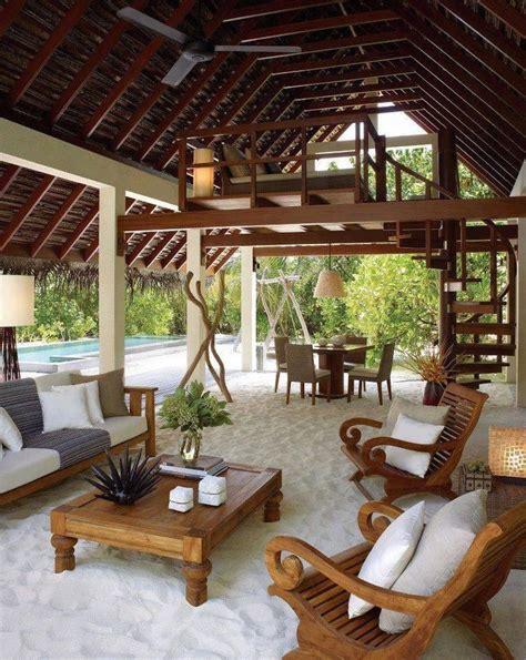 great backyard hawaiian style landscape yard ideas