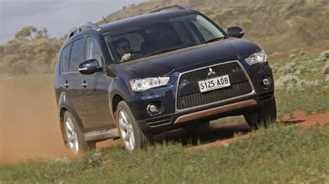 2003 Mitsubishi Outlander Review by Used Mitsubishi Outlander Review 2003 2012 Carsguide