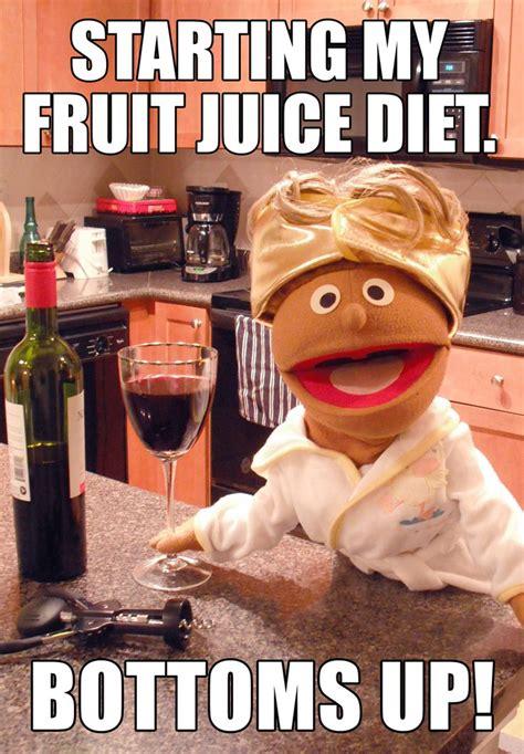 Funny Diet Memes - buy the magnet here http www zazzle com mariannehawthorne starting my fruit juice diet