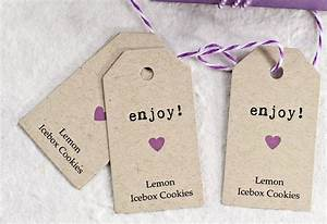enjoy wedding favor tags personalized gift tags thank by With personalized wedding favor tags