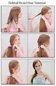 Hairstyles tips and tutorial: Make Fishtail Braid For Your ...