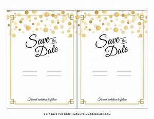 template free templates save the date template save the With business save the date templates free