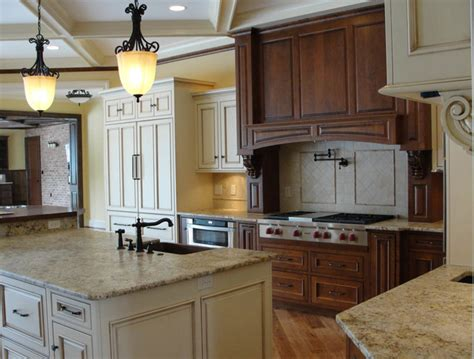 custom traditional home in hagerstown md traditional kitchen
