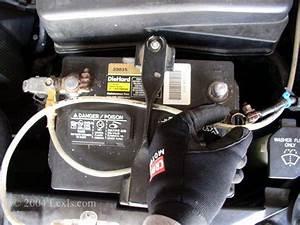 Remove The Instrument Cluster    Combination Meter For Lexus Ls400 Ls430 Ls460 1990